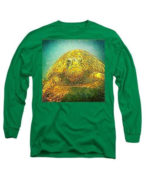 Jasmine The Turtle Long Sleeve T-Shirt