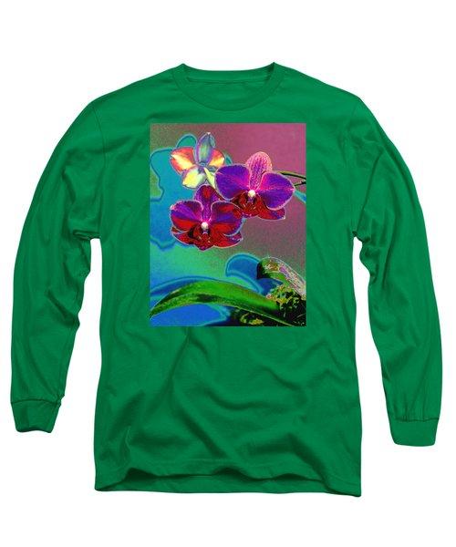 Just Open 2 Long Sleeve T-Shirt