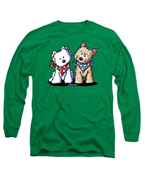 Kiniart Butch And Sundance Long Sleeve T-Shirt