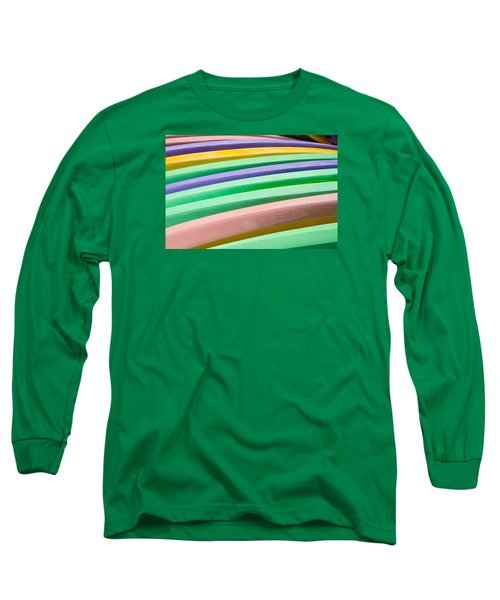 Kyak Rainbow Long Sleeve T-Shirt