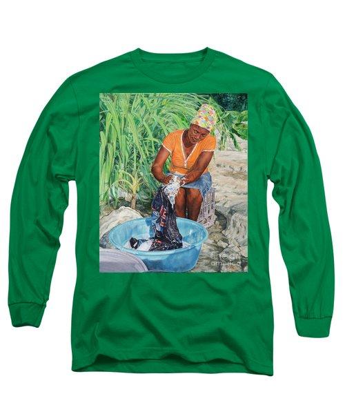 Labour Of Love Long Sleeve T-Shirt