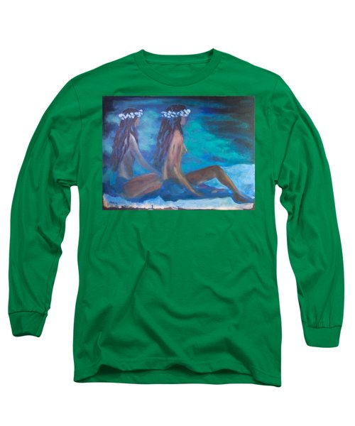 Le Hawaiane  Long Sleeve T-Shirt