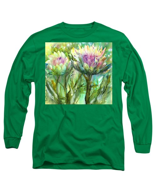 Artichokes  Long Sleeve T-Shirt