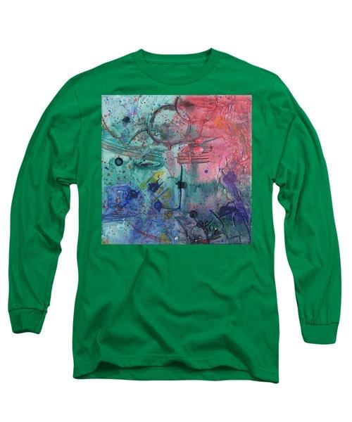 Lost Paradise Long Sleeve T-Shirt by Phil Strang