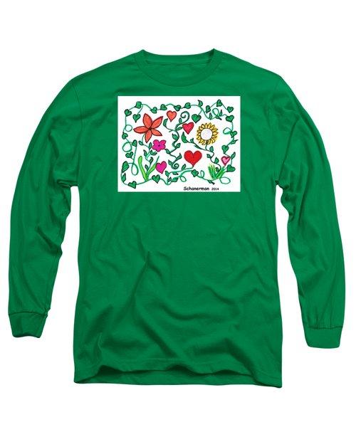 Love On The Vine Long Sleeve T-Shirt