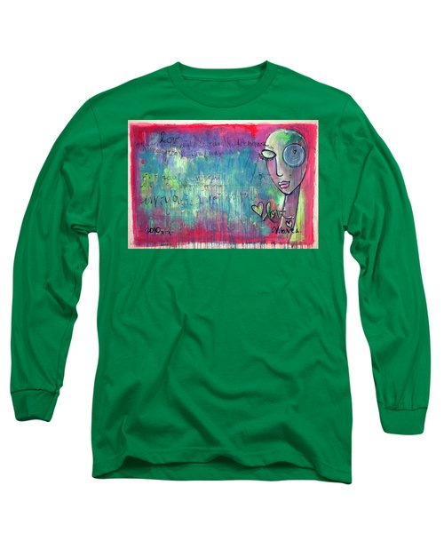Love Painting Long Sleeve T-Shirt