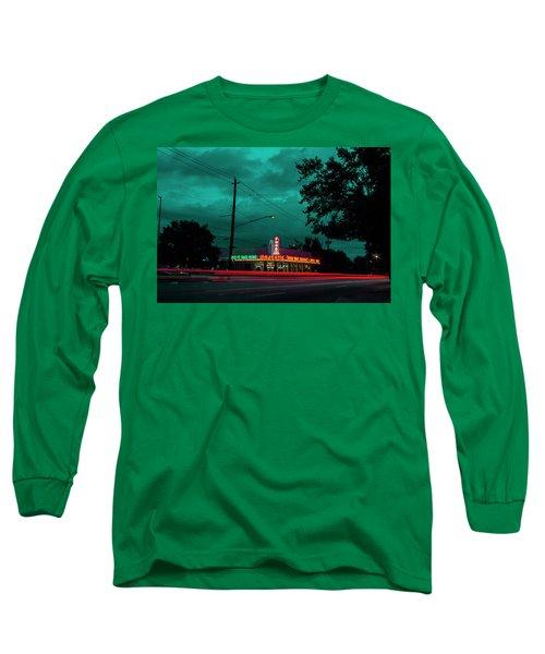 Majestic Cafe Long Sleeve T-Shirt