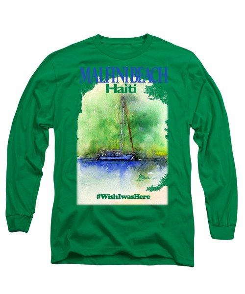 Malfini Beach Shirt Long Sleeve T-Shirt
