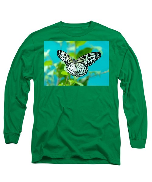 Long Sleeve T-Shirt featuring the photograph Mangrove Tree Nymph by Jenny Rainbow