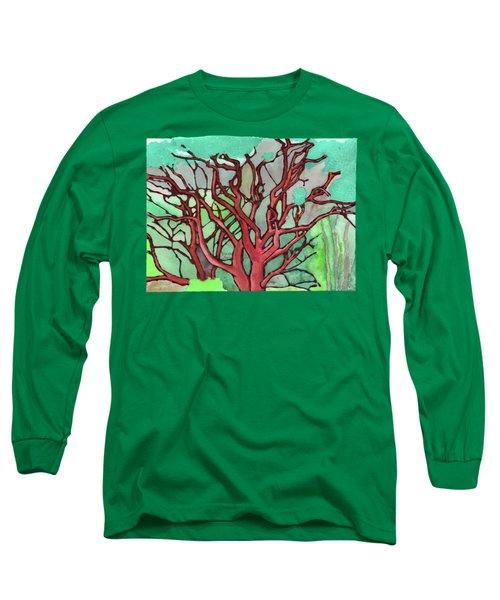 Manzanita Magnificence Long Sleeve T-Shirt