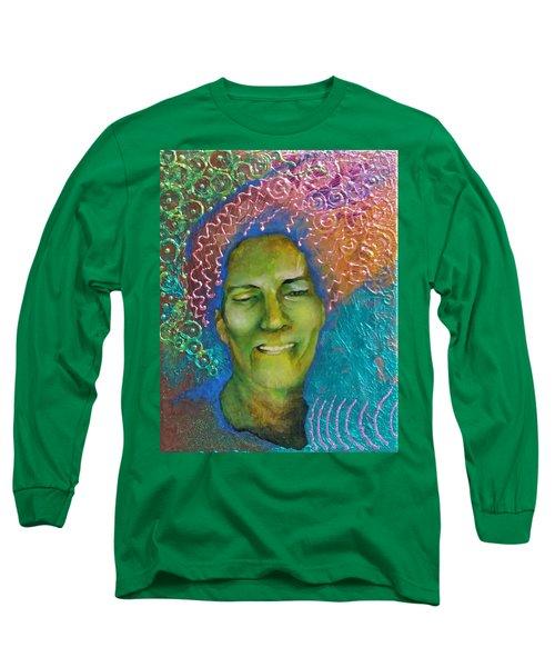 Masquerading Joy Over Sorrow Long Sleeve T-Shirt
