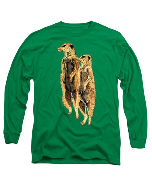 Meerkats Long Sleeve T-Shirt