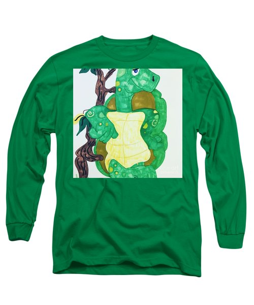 Mr. Turtle  Long Sleeve T-Shirt