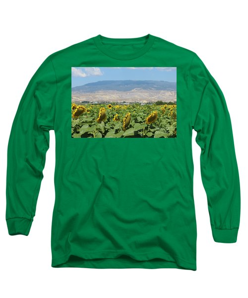 Natures Amazing Creation Long Sleeve T-Shirt