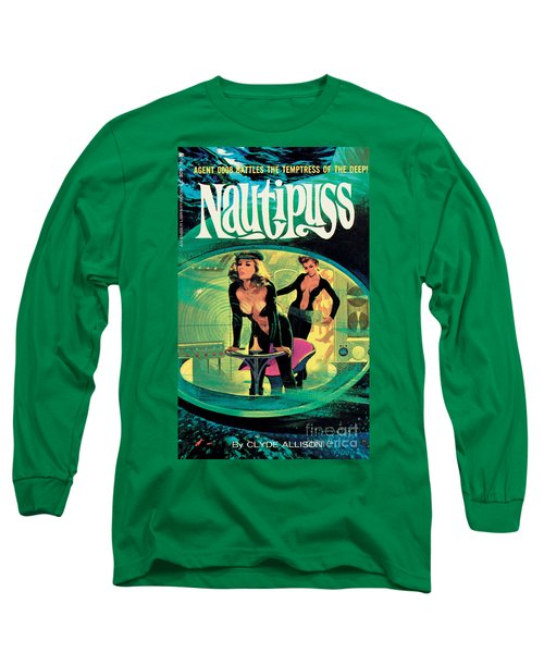 Nautipuss Long Sleeve T-Shirt