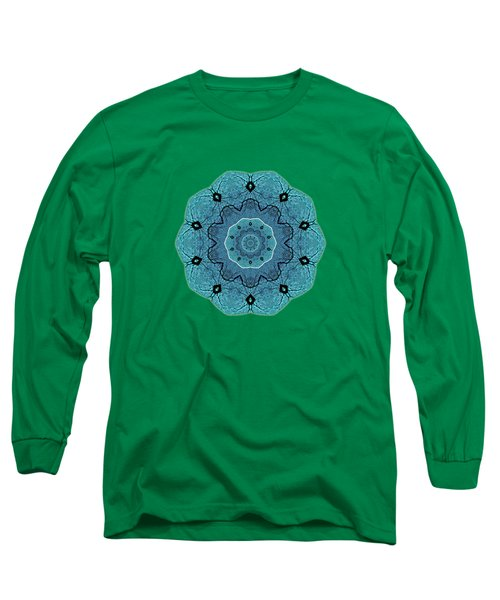 Ocean Swell By V.kelly Long Sleeve T-Shirt