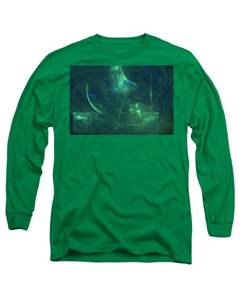 Old Man Of The Sea Long Sleeve T-Shirt
