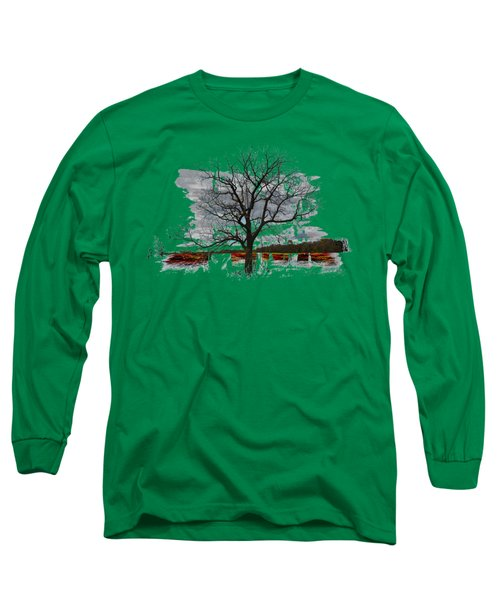 On To Beginnings Long Sleeve T-Shirt