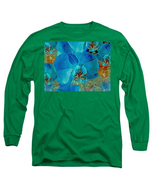 Orchid Reverie 10 Long Sleeve T-Shirt