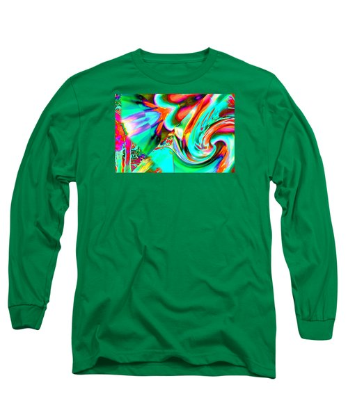 Pattern 307 _ Rich Long Sleeve T-Shirt