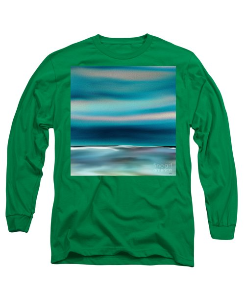 Long Sleeve T-Shirt featuring the digital art Perfect Moment by Yul Olaivar