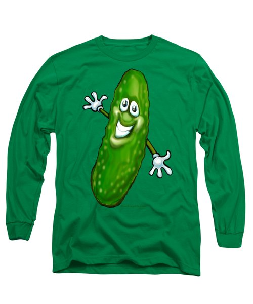 Pickle Long Sleeve T-Shirt