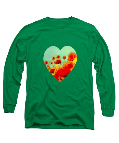 Poppy Time Long Sleeve T-Shirt