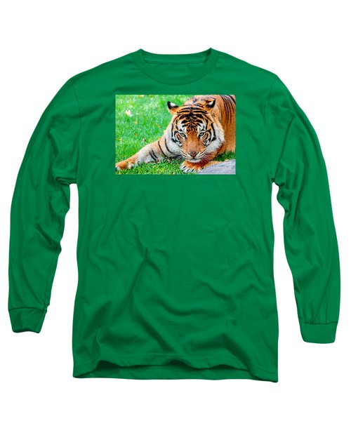 Pre-pounce Tiger Long Sleeve T-Shirt