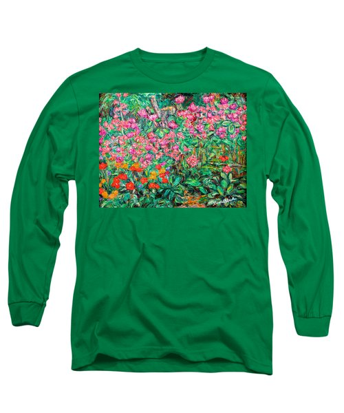 Radford Flower Garden Long Sleeve T-Shirt