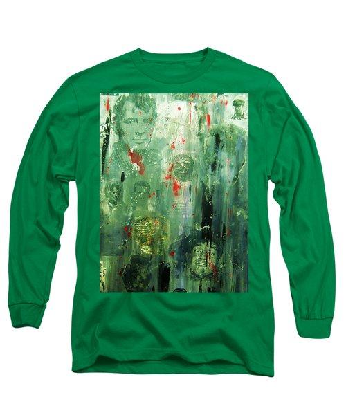 Remembering Kerouac Long Sleeve T-Shirt