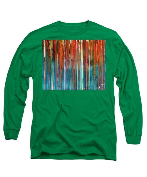 Seed Long Sleeve T-Shirt by Ralph White
