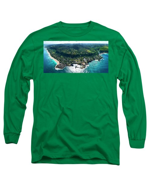 Sharks Cove - North Shore Long Sleeve T-Shirt