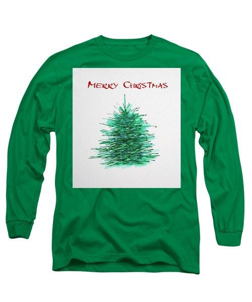 Simple Christmas  Long Sleeve T-Shirt