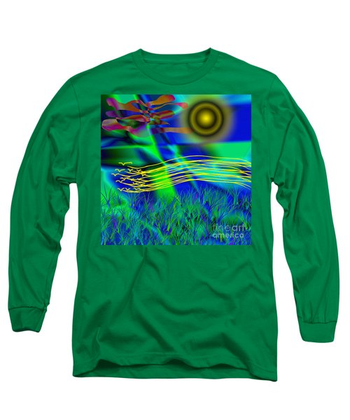 Sky Of Mind Long Sleeve T-Shirt