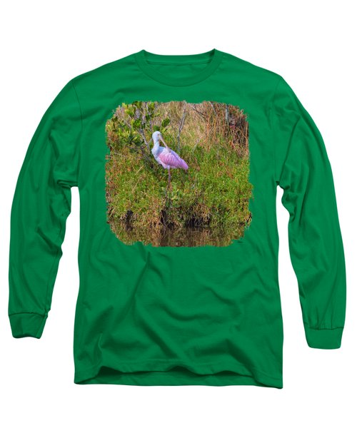 Spoonie Art 2 Long Sleeve T-Shirt by John M Bailey