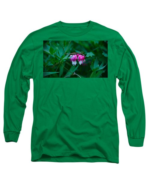 Long Sleeve T-Shirt featuring the photograph Spring 2016 21 by Cendrine Marrouat