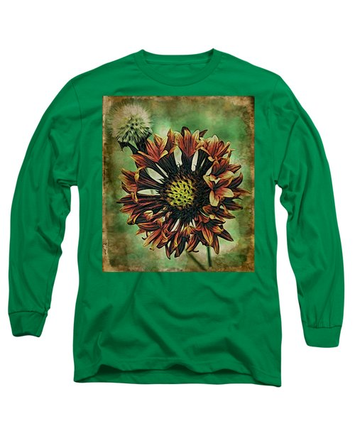 Long Sleeve T-Shirt featuring the digital art Spring Bloom by Bliss Of Art