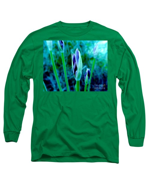 Long Sleeve T-Shirt featuring the photograph Spring Erupting Early by Marsha Heiken