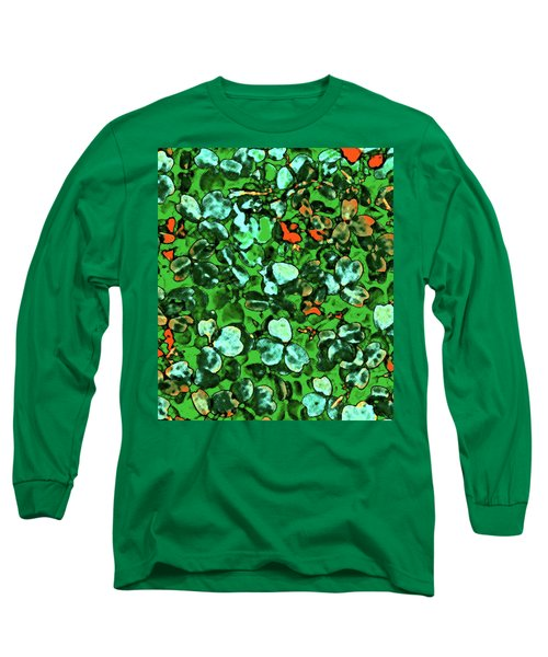 Spring Foiliage Long Sleeve T-Shirt