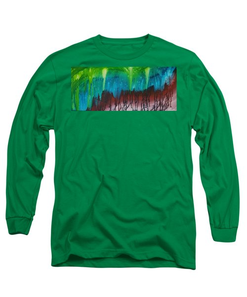 Stary Cave Long Sleeve T-Shirt