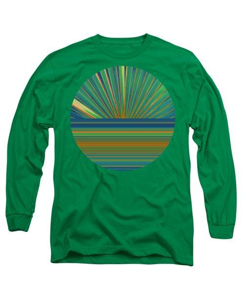 Long Sleeve T-Shirt featuring the photograph Sunburst by Michelle Calkins