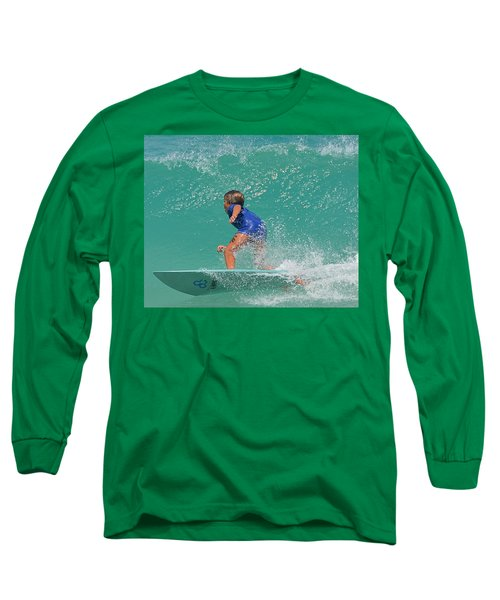 Surfer Boy Long Sleeve T-Shirt
