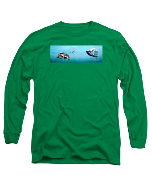 Tampa Bay Tarpon Long Sleeve T-Shirt