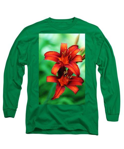 Tawny Beauty Long Sleeve T-Shirt