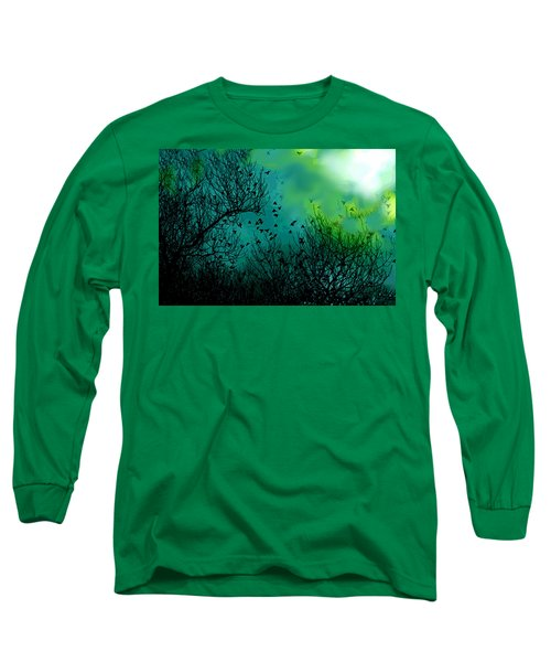 The Birds Of The Air  Long Sleeve T-Shirt
