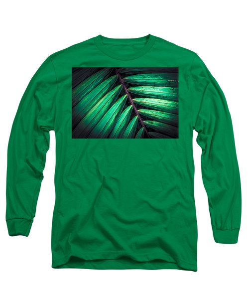 The Brush Strokes Long Sleeve T-Shirt