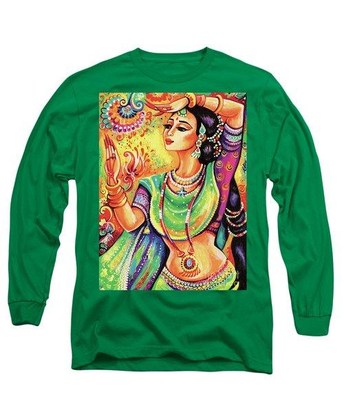 The Dance Of Tara Long Sleeve T-Shirt