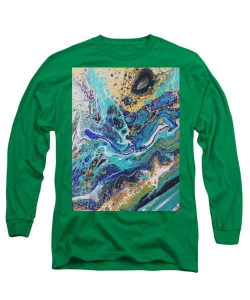 The Deep Blue Sea Long Sleeve T-Shirt