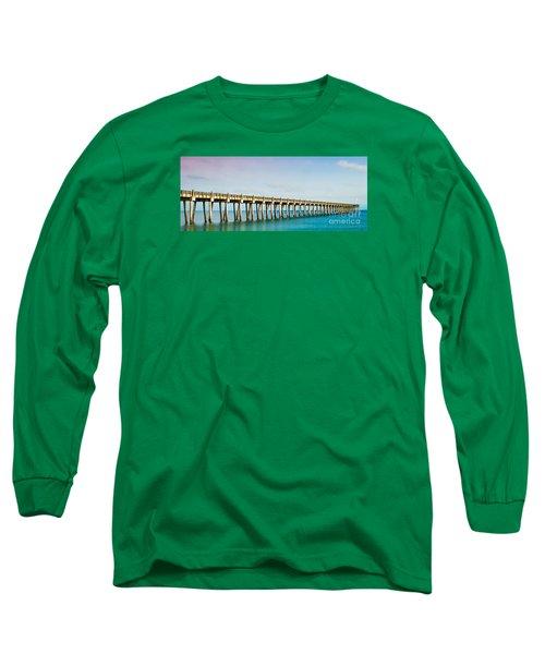 The Fishing Pier Long Sleeve T-Shirt