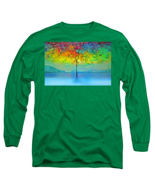 The Glow Tree Long Sleeve T-Shirt